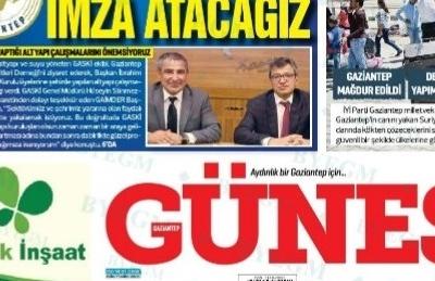 GASKİ TAM KADRO GAİMDER'DE