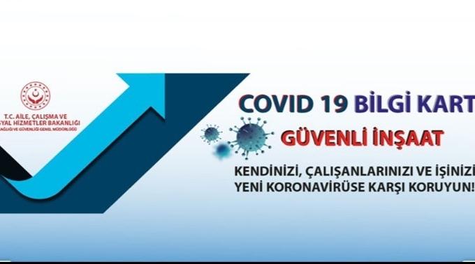 COVID-19 BİLGİ KARTI