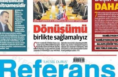 """""""DÖNÜŞÜMÜ BİRLİKTE SAĞLAMALIYIZ"""""""