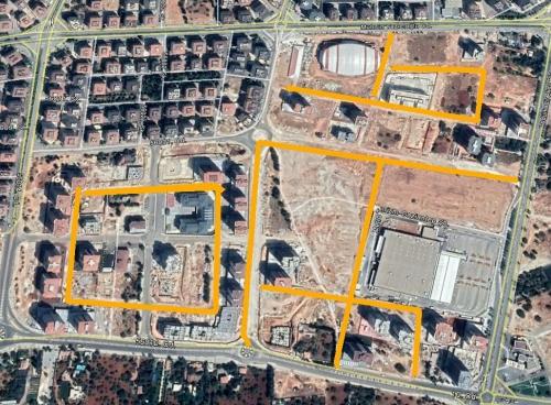 AYKOME, yıl sonuna kadar asfaltı yapılacak bölgeleri belirledi